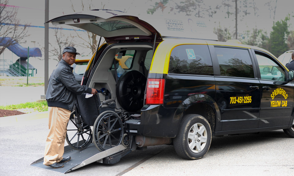 WheelChair Cabs Accessible Taxi - Service Near Me